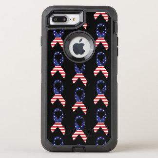 Capa Para iPhone 8 Plus/7 Plus OtterBox Defender Fita dos EUA