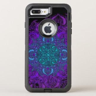 Capa Para iPhone 8 Plus/7 Plus OtterBox Defender Fleur de Roda