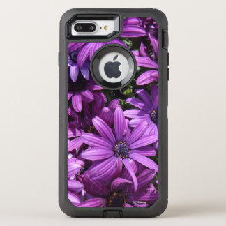 Capa Para iPhone 8 Plus/7 Plus OtterBox Defender Foto da margarida africana