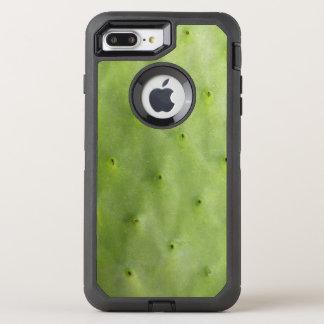 Capa Para iPhone 8 Plus/7 Plus OtterBox Defender Foto verde tropical botânica do cacto
