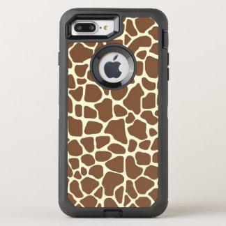 Capa Para iPhone 8 Plus/7 Plus OtterBox Defender Impressão do girafa