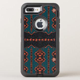 Capa Para iPhone 8 Plus/7 Plus OtterBox Defender Independente e orgulhoso!