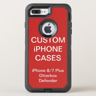 Capa Para iPhone 8 Plus/7 Plus OtterBox Defender iPhone personalizado costume de Otterbox 8/7 de