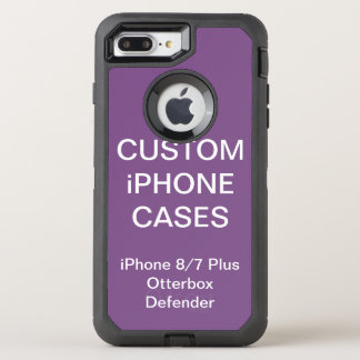 Capa Para iPhone 8 Plus/7 Plus OtterBox Defender iPhone personalizado costume de Otterbox 8/7 de