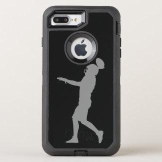 Capa Para iPhone 8 Plus/7 Plus OtterBox Defender Jogador de futebol americano