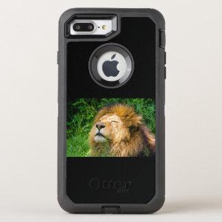 Capa Para iPhone 8 Plus/7 Plus OtterBox Defender Leão, caso de Otterbox