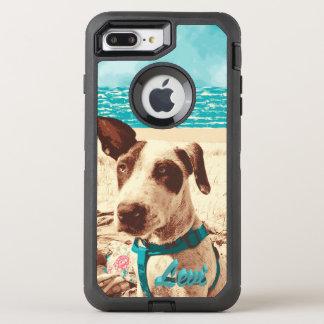 Capa Para iPhone 8 Plus/7 Plus OtterBox Defender Levi