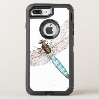 Capa Para iPhone 8 Plus/7 Plus OtterBox Defender Libélula de Digitas