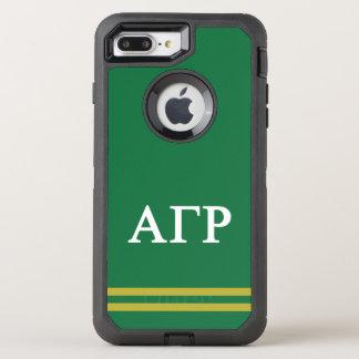 Capa Para iPhone 8 Plus/7 Plus OtterBox Defender Listra alfa do esporte do ró | da gama