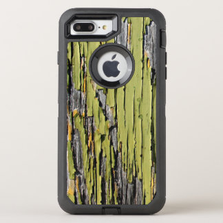 Capa Para iPhone 8 Plus/7 Plus OtterBox Defender Madeira verde resistida do celeiro