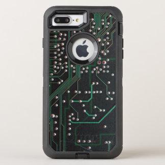 Capa Para iPhone 8 Plus/7 Plus OtterBox Defender O conselho de circuito eletrônico