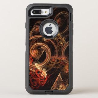 Capa Para iPhone 8 Plus/7 Plus OtterBox Defender O som da arte abstracta da música