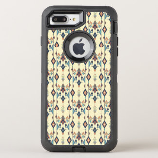 Capa Para iPhone 8 Plus/7 Plus OtterBox Defender Ornamento asteca tribal étnico do vintage