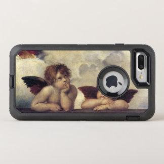 Capa Para iPhone 8 Plus/7 Plus OtterBox Defender Os anjos de Raphael