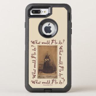 Capa Para iPhone 8 Plus/7 Plus OtterBox Defender Que Florence Nightingale faria?