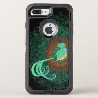 Capa Para iPhone 8 Plus/7 Plus OtterBox Defender Quetzal encaracolado