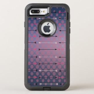 Capa Para iPhone 8 Plus/7 Plus OtterBox Defender Setas de Boho
