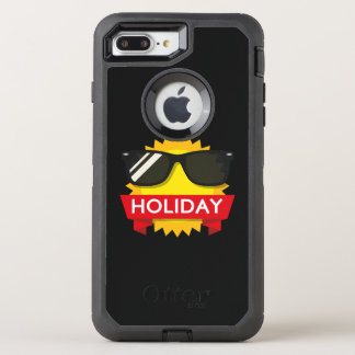 Capa Para iPhone 8 Plus/7 Plus OtterBox Defender Sol legal dos sunglass