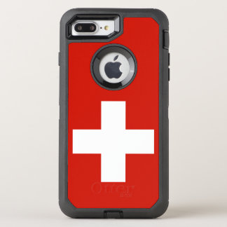Capa Para iPhone 8 Plus/7 Plus OtterBox Defender Suiça