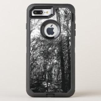 Capa Para iPhone 8 Plus/7 Plus OtterBox Defender Sun na escuridão