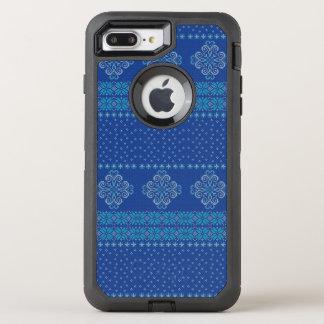Capa Para iPhone 8 Plus/7 Plus OtterBox Defender Teste padrão feito malha Natal