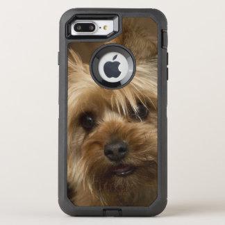 Capa Para iPhone 8 Plus/7 Plus OtterBox Defender Yorkshire terrier lindo