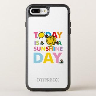 Capa Para iPhone 8 Plus/7 Plus OtterBox Symmetry A senhorita pequena Luz do sol | é hoje um dia da