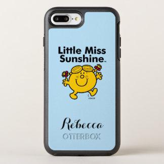 Capa Para iPhone 8 Plus/7 Plus OtterBox Symmetry A senhorita pequena pequena Luz do sol da