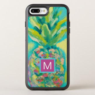 Capa Para iPhone 8 Plus/7 Plus OtterBox Symmetry Abacaxi tropical colorido