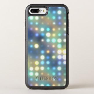 Capa Para iPhone 8 Plus/7 Plus OtterBox Symmetry Abstrato das luzes de néon de Patel