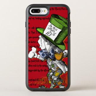 Capa Para iPhone 8 Plus/7 Plus OtterBox Symmetry Alice no Hatter louco do país das maravilhas