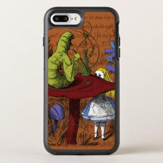 Capa Para iPhone 8 Plus/7 Plus OtterBox Symmetry Alice no país das maravilhas | quem são você?