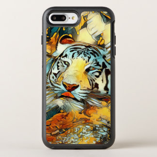 Capa Para iPhone 8 Plus/7 Plus OtterBox Symmetry AnimalArt_Tiger_20170603_by_JAMColors