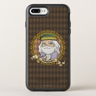 Capa Para iPhone 8 Plus/7 Plus OtterBox Symmetry Anime Dumbledore