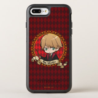 Capa Para iPhone 8 Plus/7 Plus OtterBox Symmetry Anime Ron Weasley