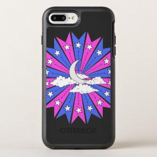 Capa Para iPhone 8 Plus/7 Plus OtterBox Symmetry Após a meia-noite
