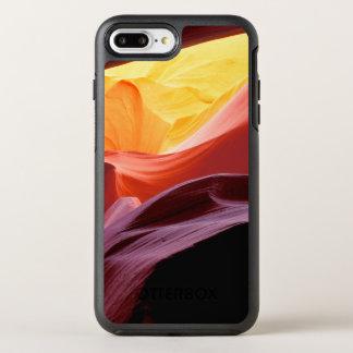 Capa Para iPhone 8 Plus/7 Plus OtterBox Symmetry Arizona, formações do arenito da garganta | de