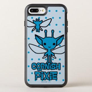 Capa Para iPhone 8 Plus/7 Plus OtterBox Symmetry Arte Cornish do caráter do duende dos desenhos