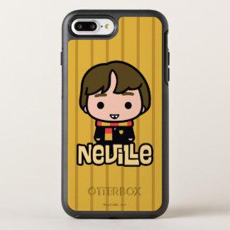 Capa Para iPhone 8 Plus/7 Plus OtterBox Symmetry Arte do personagem de desenho animado de Neville