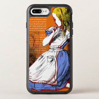Capa Para iPhone 8 Plus/7 Plus OtterBox Symmetry As aventuras de Alice no país das maravilhas