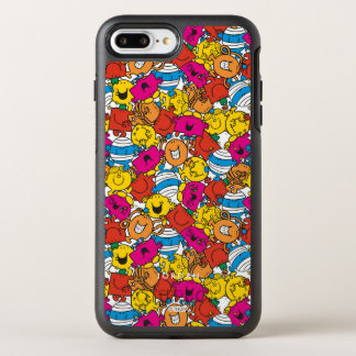 Capa Para iPhone 8 Plus/7 Plus OtterBox Symmetry As caras de sorriso brilhantes | adicionam seu