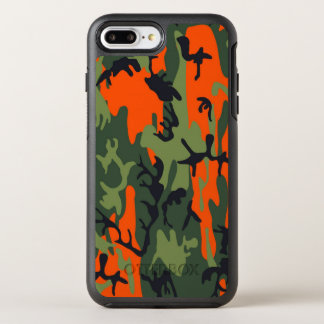 Capa Para iPhone 8 Plus/7 Plus OtterBox Symmetry As forças armadas do exército de Como da