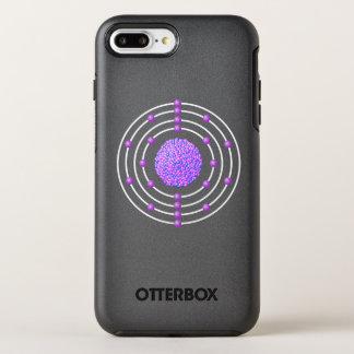 Capa Para iPhone 8 Plus/7 Plus OtterBox Symmetry Átomo Titanium