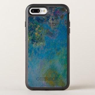 Capa Para iPhone 8 Plus/7 Plus OtterBox Symmetry Belas artes GalleryHD floral das glicínias de