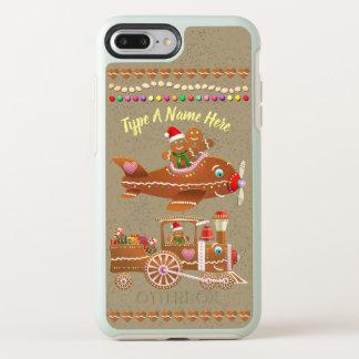 Capa Para iPhone 8 Plus/7 Plus OtterBox Symmetry Biscoitos bonitos do pão-de-espécie