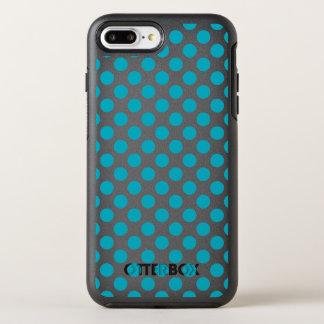 Capa Para iPhone 8 Plus/7 Plus OtterBox Symmetry Bolinhas profundas do Aqua