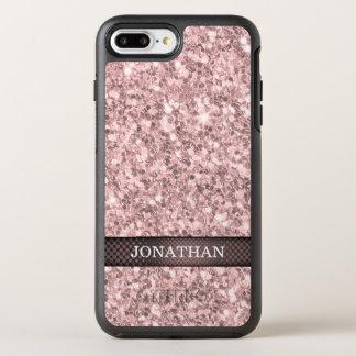 Capa Para iPhone 8 Plus/7 Plus OtterBox Symmetry Brilho do rosa da aguardente