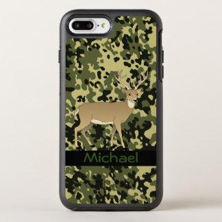 Capa Para iPhone 8 Plus/7 Plus OtterBox Symmetry Camuflagem personalizada