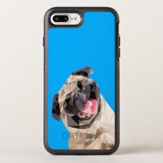 Capa Para iPhone 8 Plus/7 Plus OtterBox Symmetry Cão bonito dos espanadores