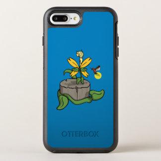 Capa Para iPhone 8 Plus/7 Plus OtterBox Symmetry Capa de telefone de Otterbox dos visitantes do